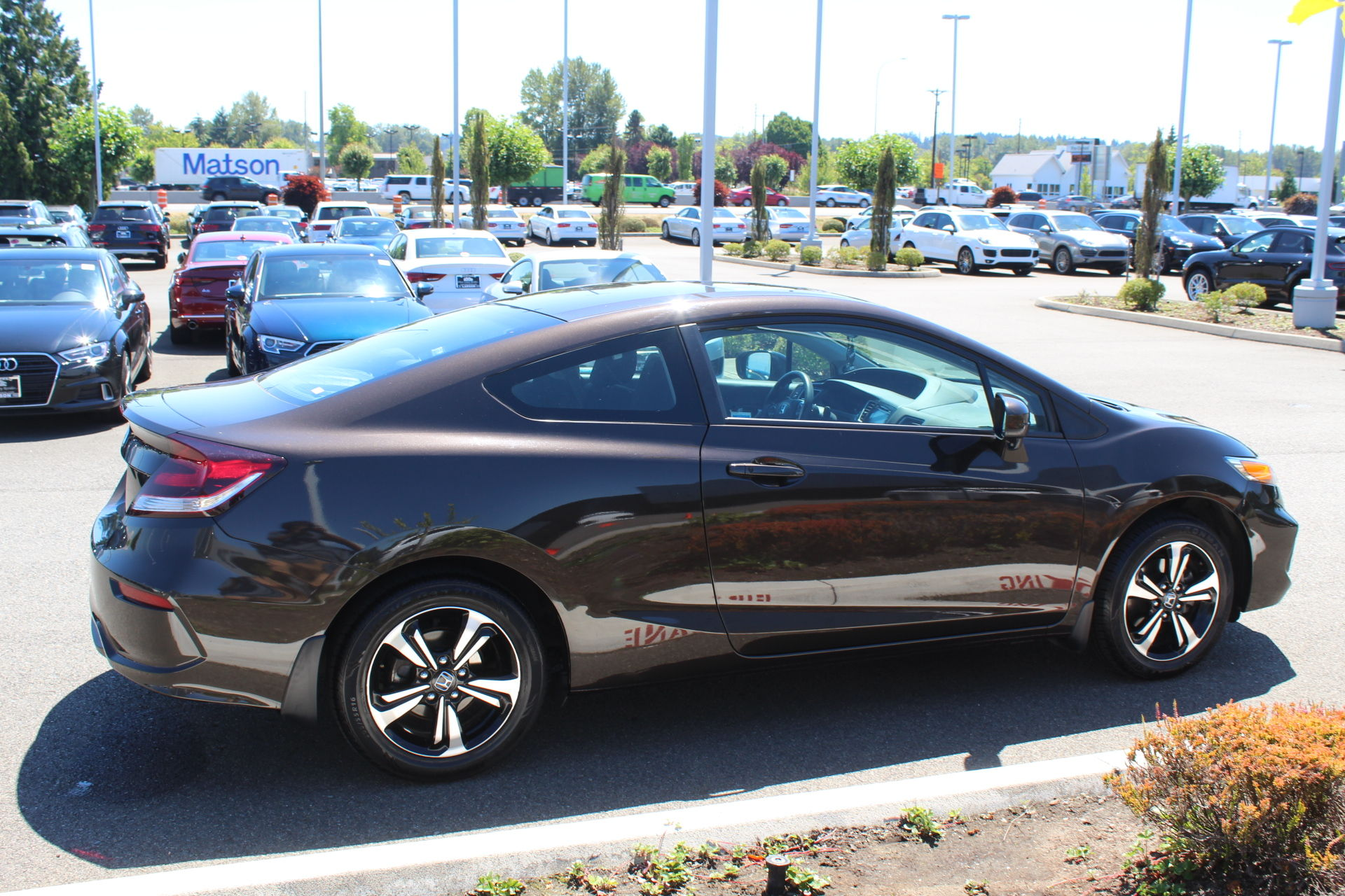 Pre-Owned 2014 Honda Civic Coupe EX