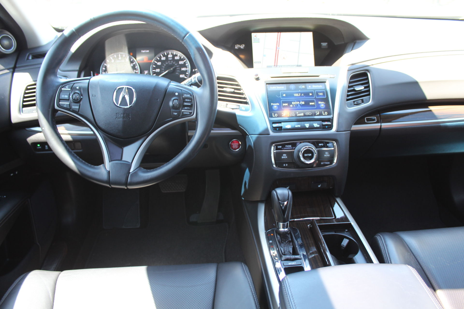 Pre-Owned 2014 Acura RLX Tech Pkg