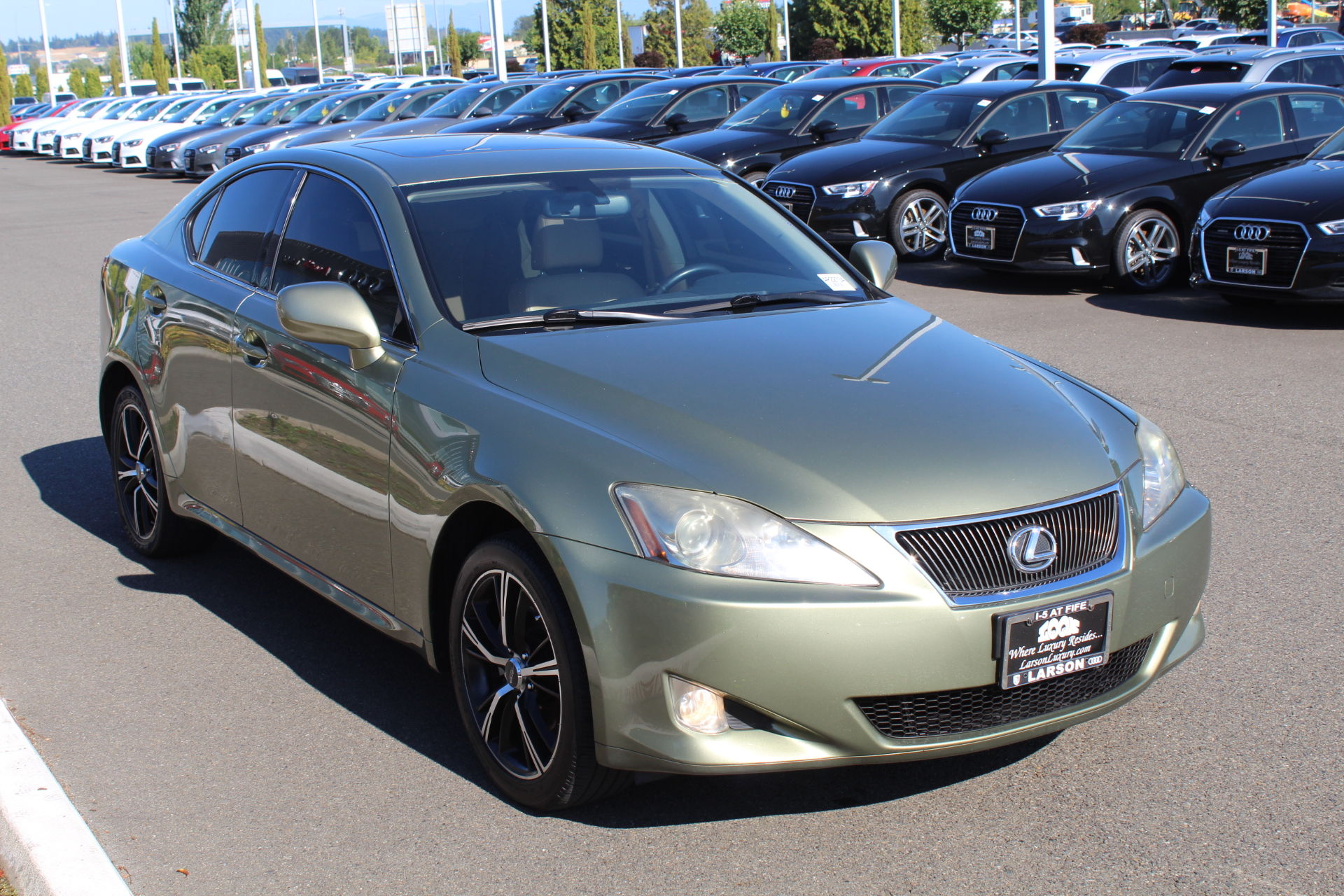 Pre-Owned 2006 Lexus IS 250 Auto