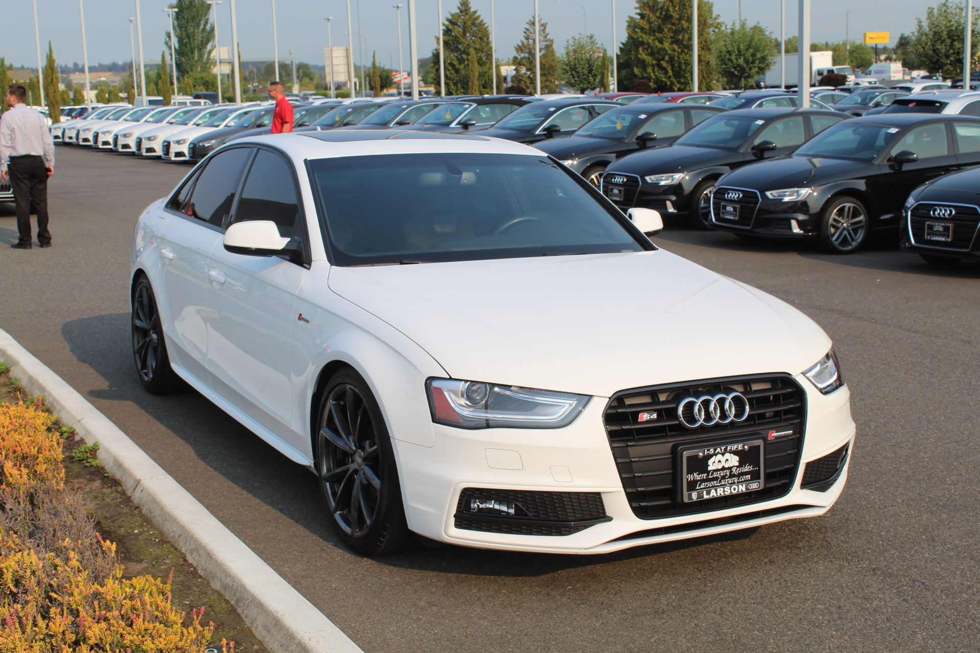 Pre-Owned 2015 Audi S4 Premium Plus