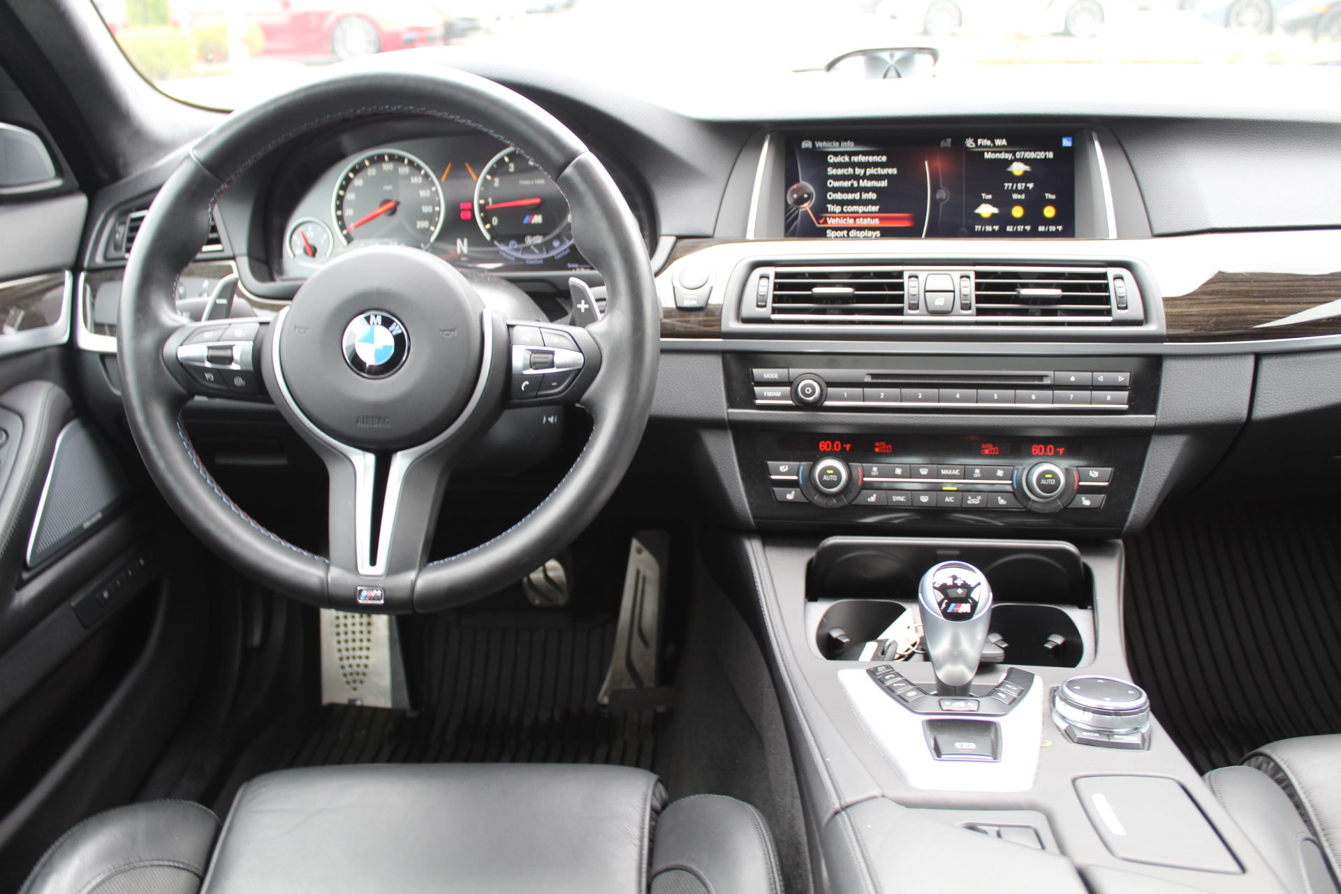 Pre-Owned 2015 BMW M5