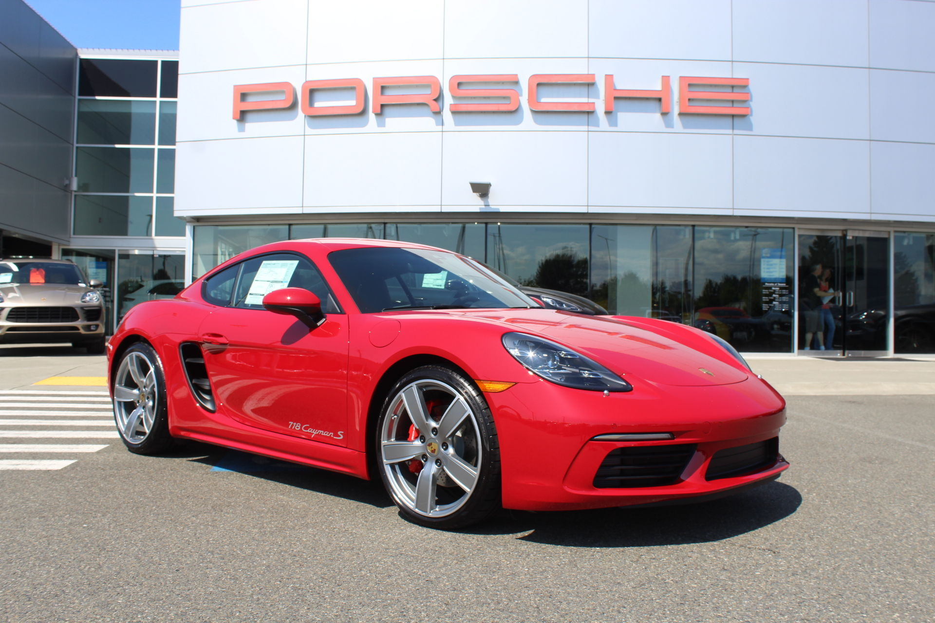 New 2019 Porsche 718 Cayman 2dr Car in Fife #P1485 ...