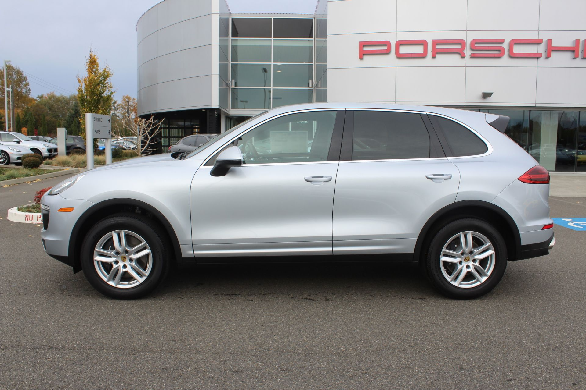 Certified Pre-Owned 2018 Porsche Cayenne PLATED