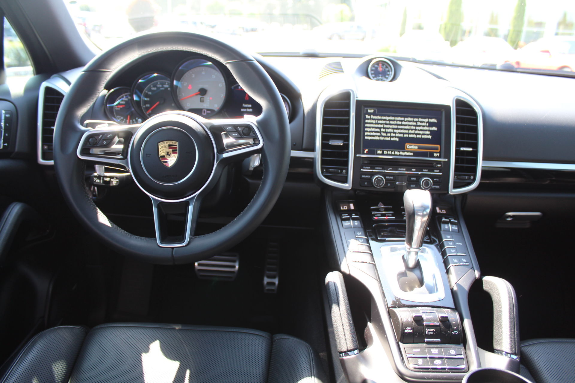 Pre-Owned 2016 Porsche Cayenne S
