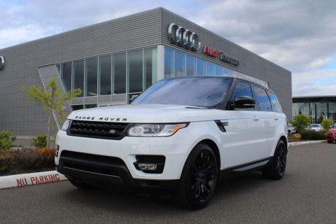 Pre-Owned 2016 Land Rover Range Rover Sport SC