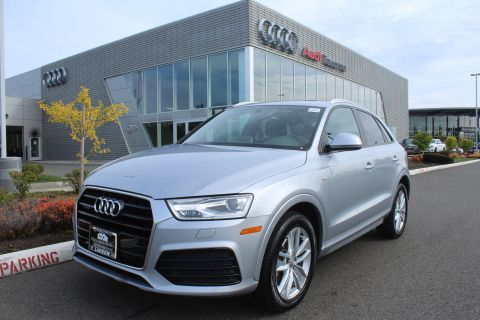 Pre-Owned 2018 Audi Q3