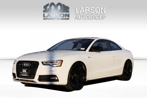 Pre-Owned 2017 Audi S5 Coupe PROG