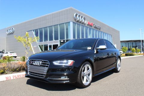Pre-Owned 2016 Audi S4 Premium Plus