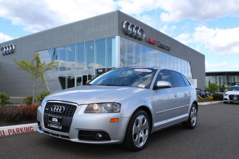 Pre-Owned 2006 Audi A3 S-Line