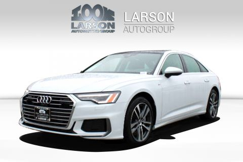 Pre-Owned 2019 Audi A6 Premium Plus