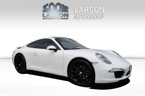Certified Pre-Owned 2014 Porsche 911
