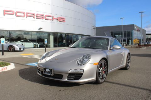 Certified Pre-Owned 2012 Porsche 911