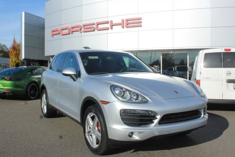 Pre-Owned 2011 Porsche Cayenne S